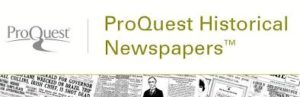 Protest Historical Newspapers