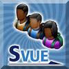 sVUE-button