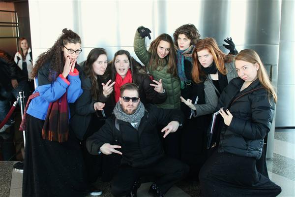 NYC 2014 girls