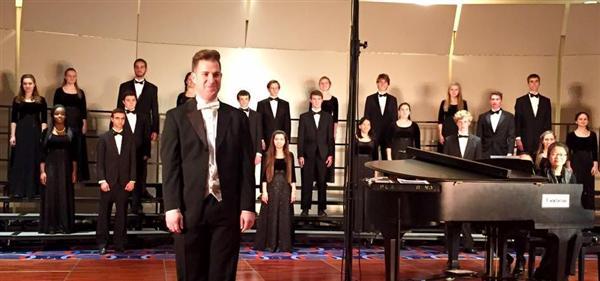 Virginia Music Educators Association 2016