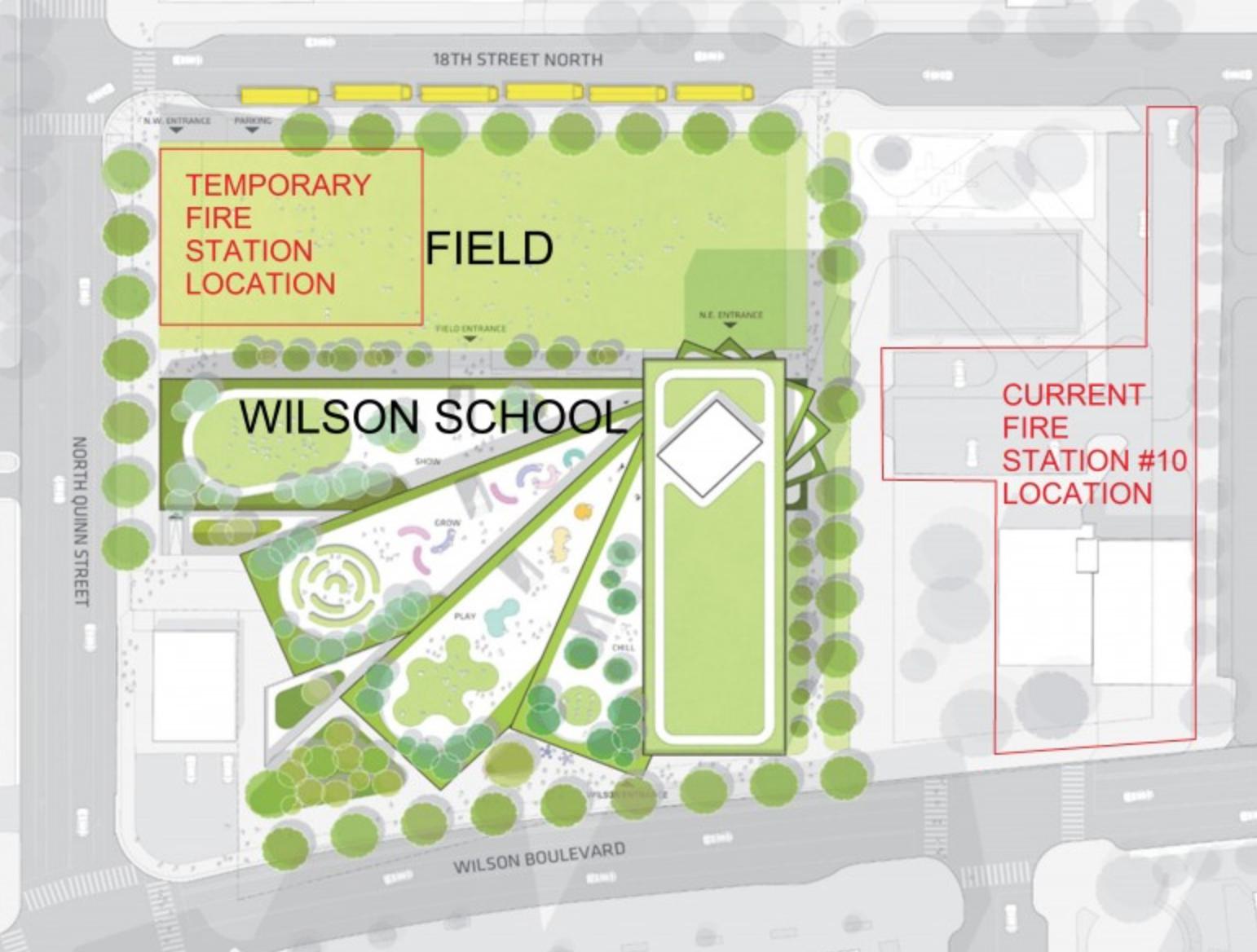 Wilson School Site