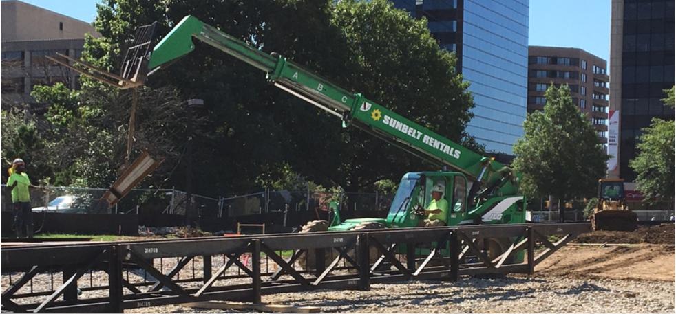 Construction updates on Wilson Blvd