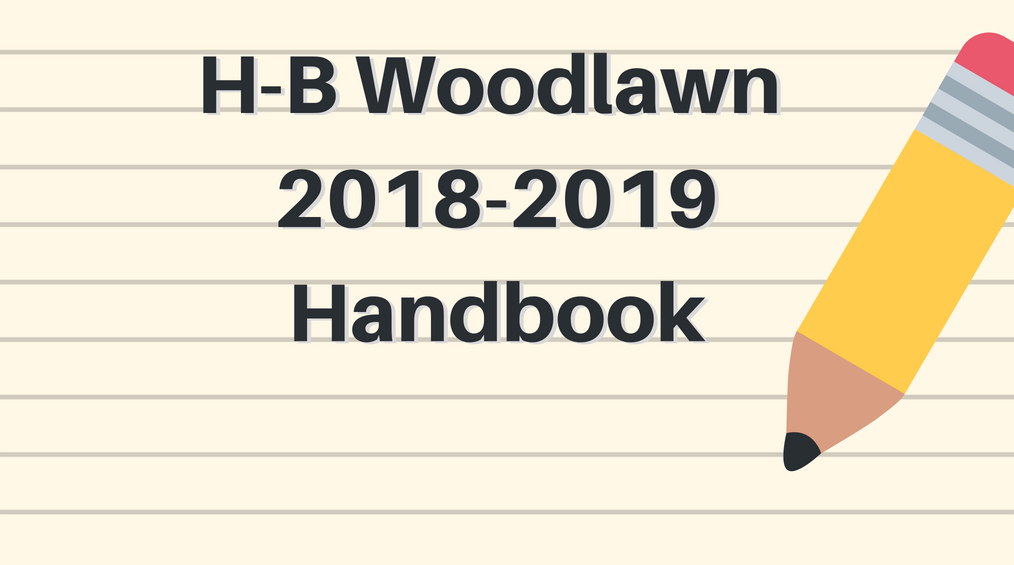 H-B Woodlawn Handbook 2018 – 2019