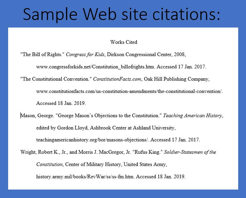 SampleWebSiteCitationsMLA8