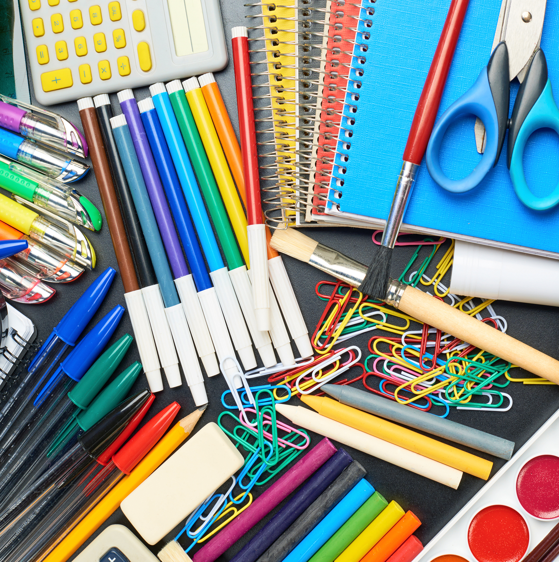 2019-2020 Middle School Supply Lists