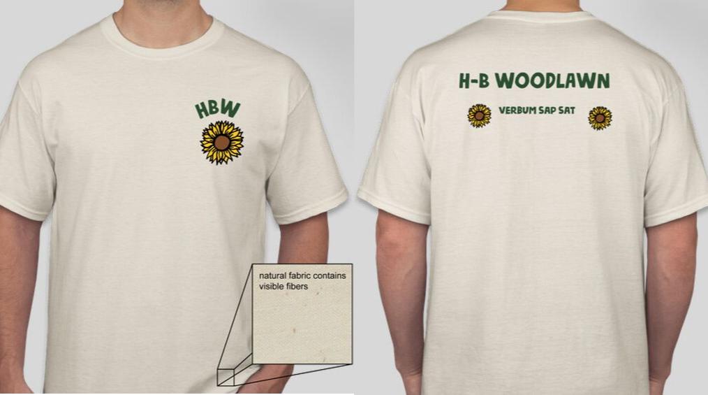 Order H-B Woodlawn T-Shirts!