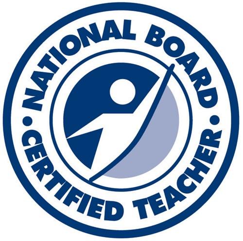 National Board Certified Teacher logo
