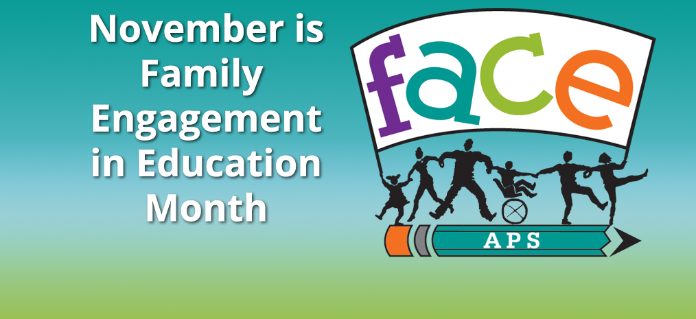 Celebrate Family Engagement in APS!