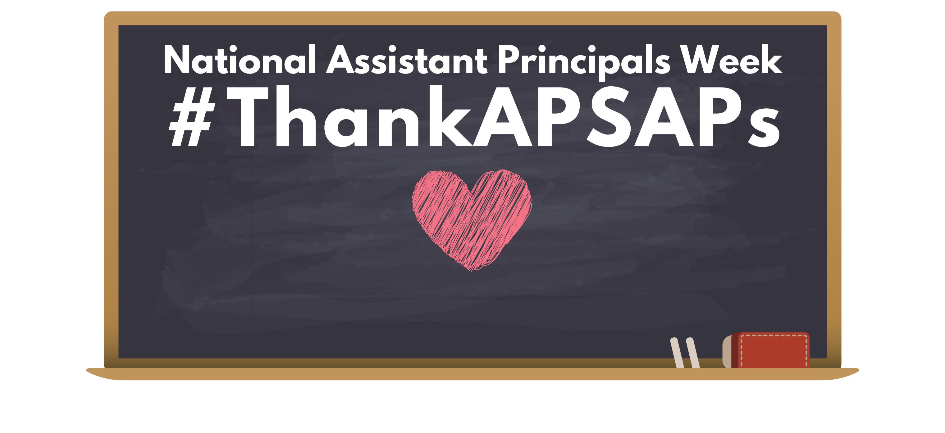 Celebrate our Assistant Principals!