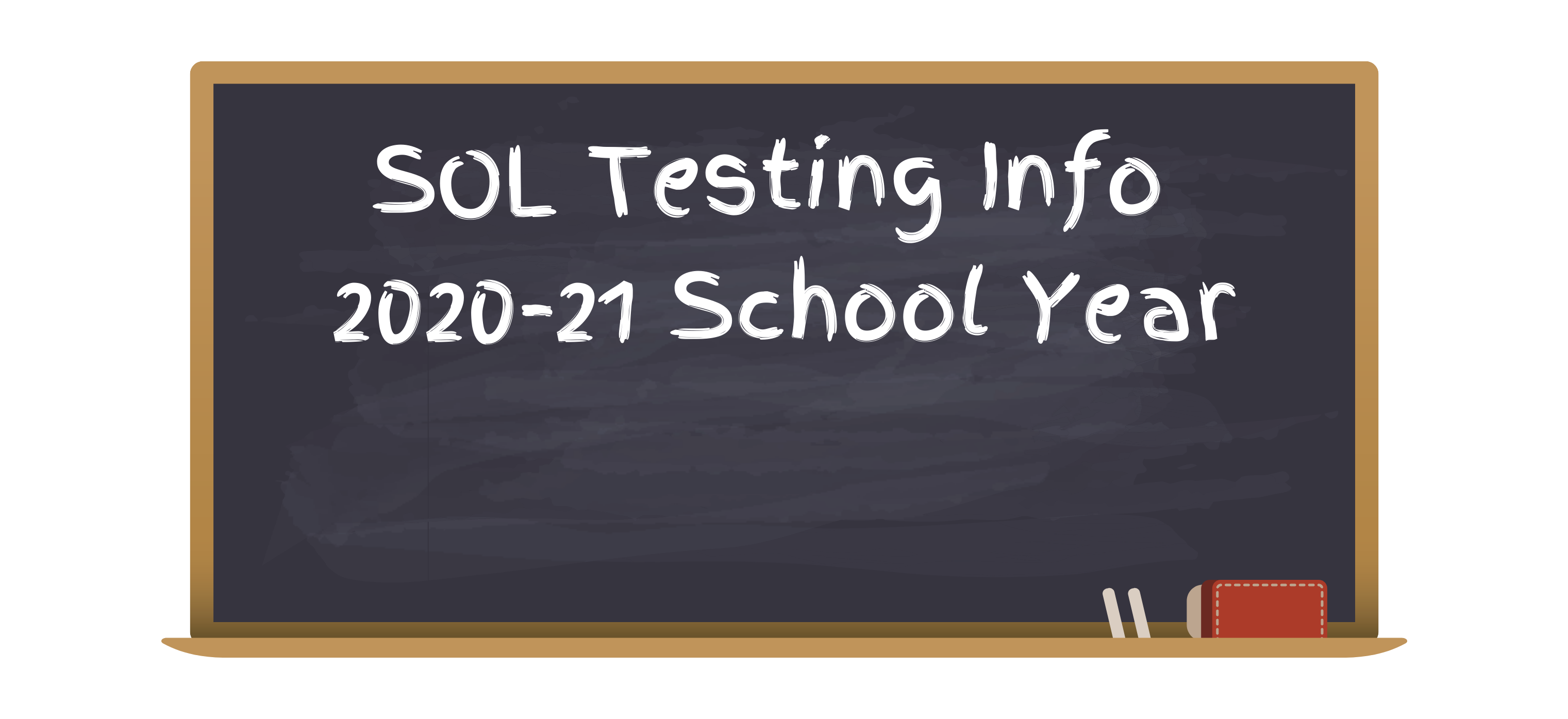 SOL Info for 2020-21